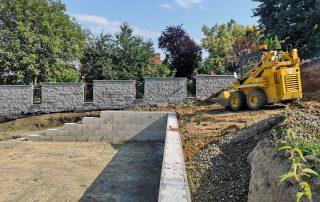 stavebné práce, záhradník Košice